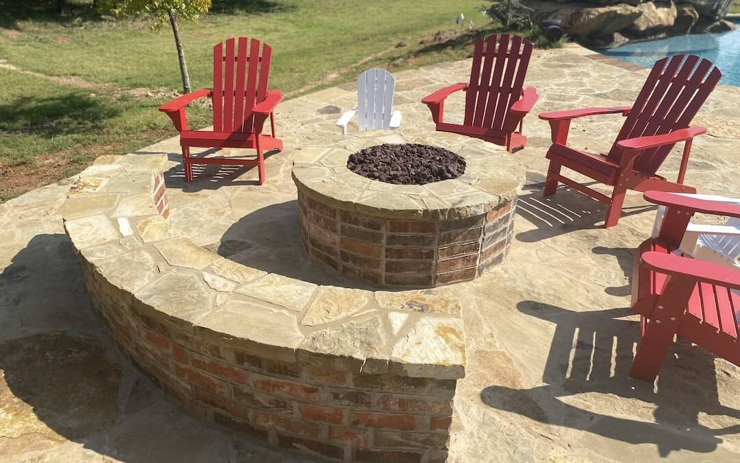 Outdoor Fireplace Tulsa | Get Amazing Outdoor Fireplaces