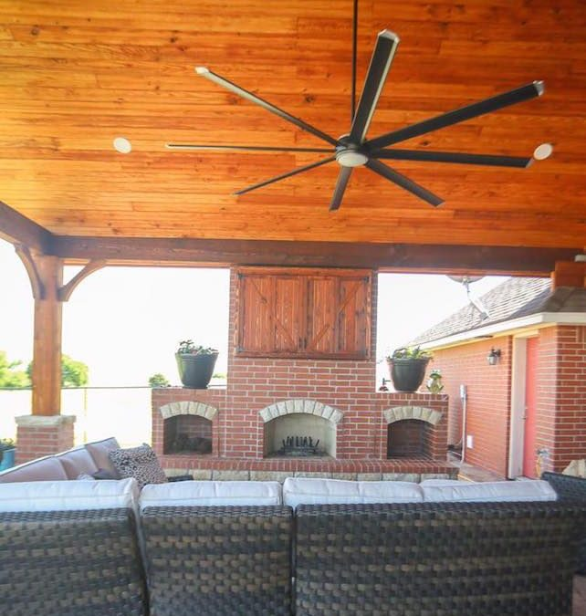 Outdoor Fireplace Tulsa | Where is The Best Fire Place For Your Home?