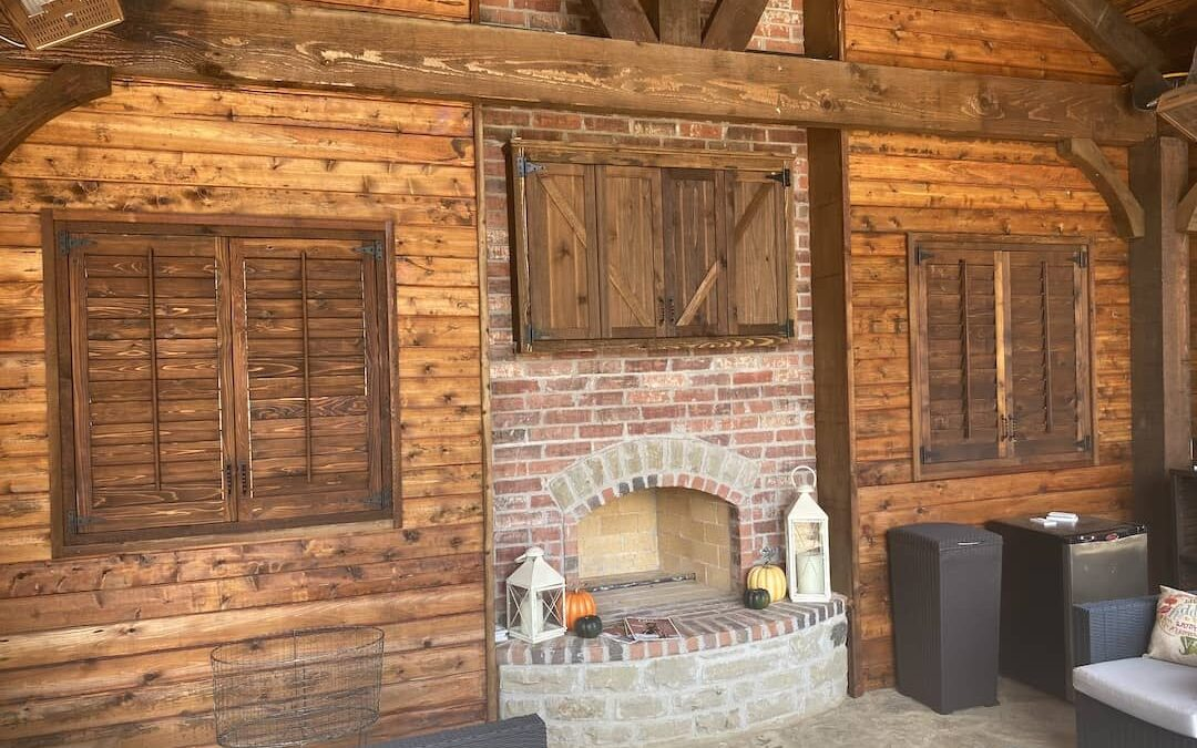 Outdoor Fireplace Tulsa | We Offer Outstanding Results