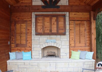 Outdoor Fireplace OKC 167 (1)