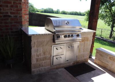 Outdoor Kitchen OKC 105