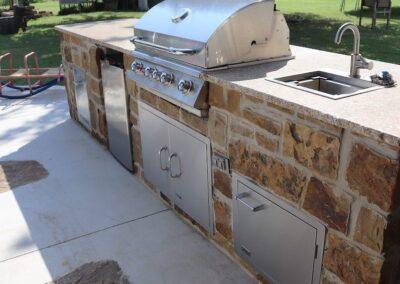 Outdoor Kitchen OKC 109