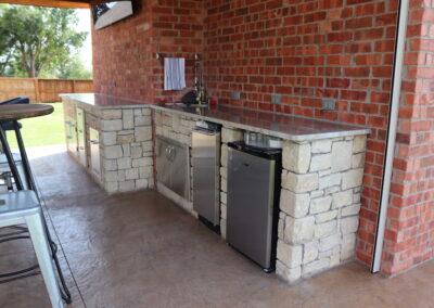 Outdoor Kitchen OKC 116