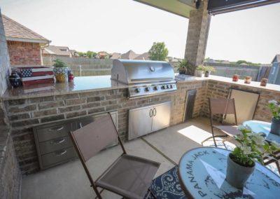 Outdoor Kitchen OKC 69