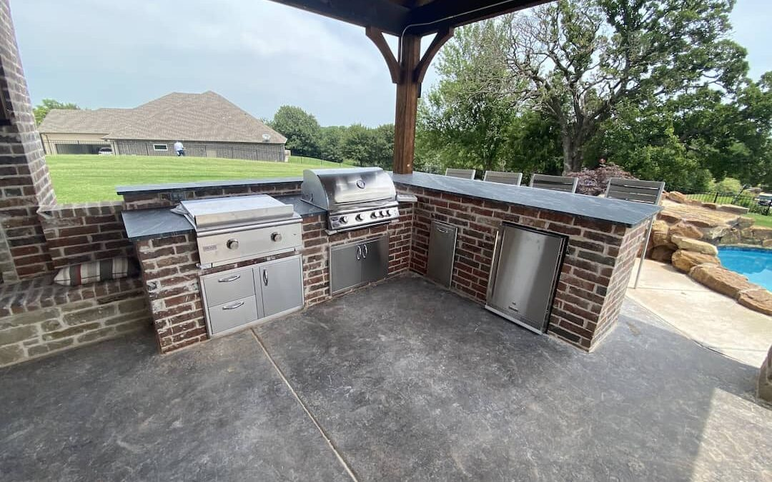 Tulsa Outdoor Kitchens | The best company for you!
