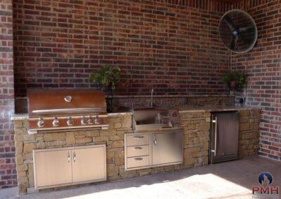 Outdoor Kitchen OKC 83