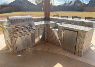Outdoor Kitchen OKC 84