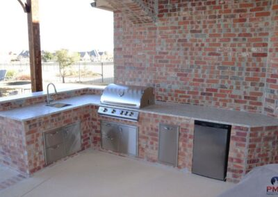 Outdoor Kitchen OKC 89