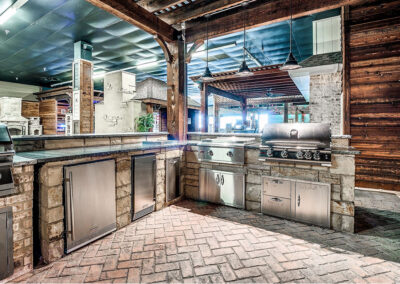Outdoor Kitchen OKC 91
