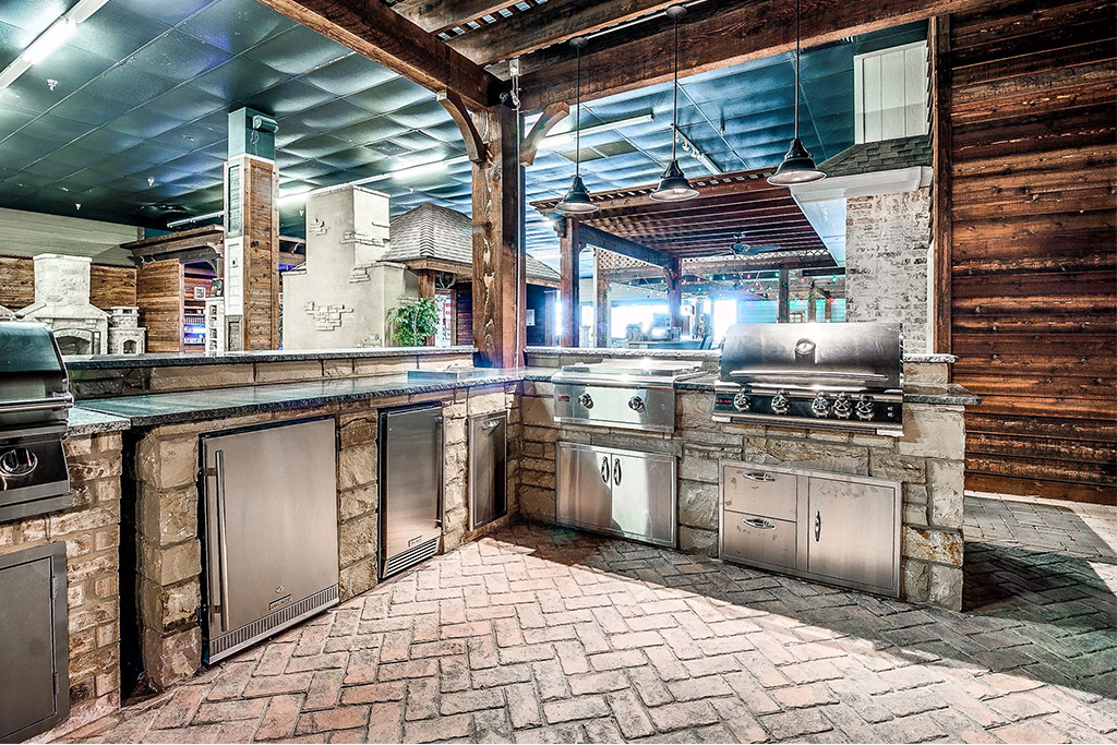 Outdoor Kitchen OKC 91