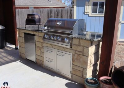 Outdoor Kitchen OKC 94