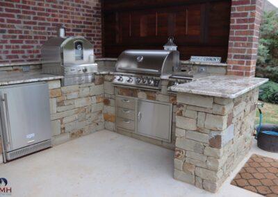 Outdoor Kitchen OKC 98
