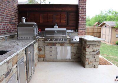 Outdoor Kitchen OKC 99