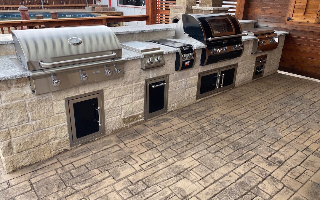 Outdoor Kitchen OKC Kitchen To Enjoy