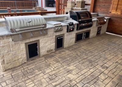Outdoor Kitchen OKC Kitchen To Enjoy