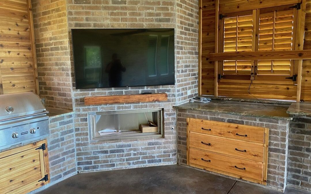 Outdoor Kitchens In OKC