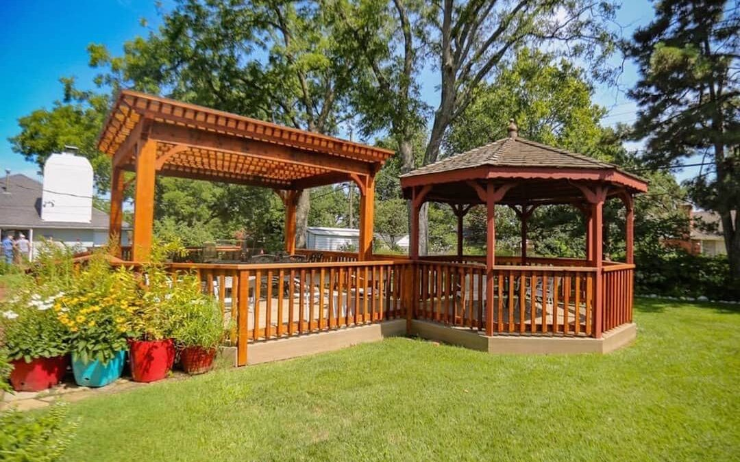 Tulsa Pavilion | Who Was Wanting to Get the Perfect Backyard?