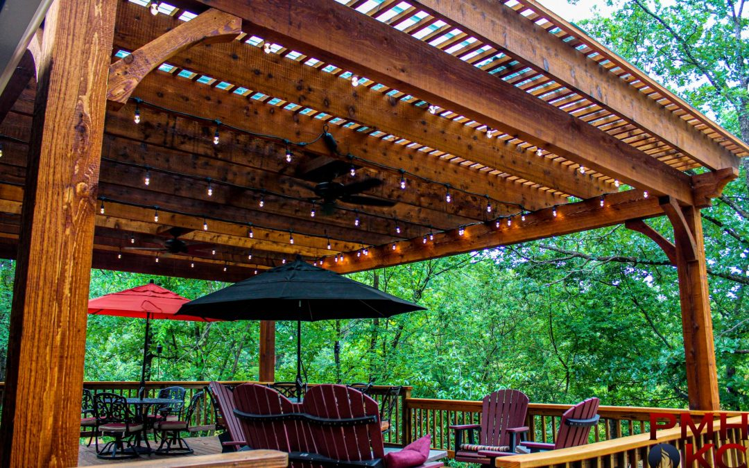 The Top Four Reasons to Install a Pergola in your Backyard