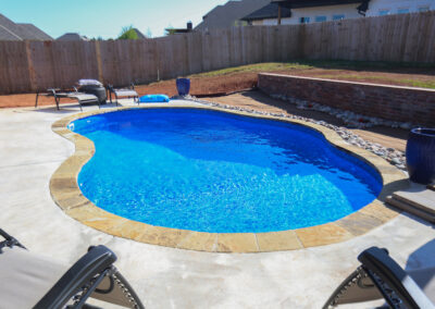 OKC gunite pools