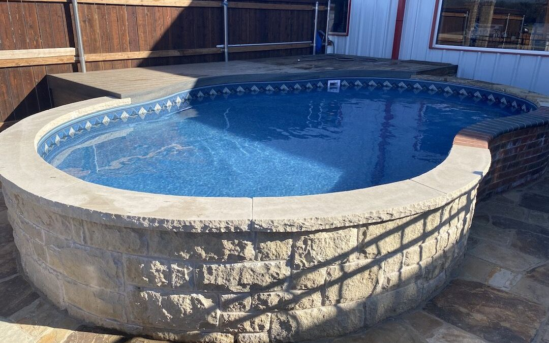 OKC Pools Gunite