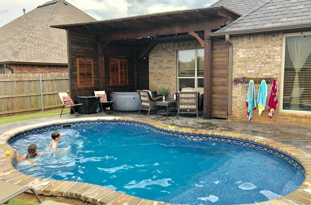 Find Pools in OKC | Different Shapes of Pools