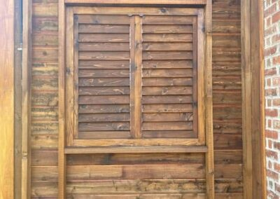 Privacy Wall OKC 50