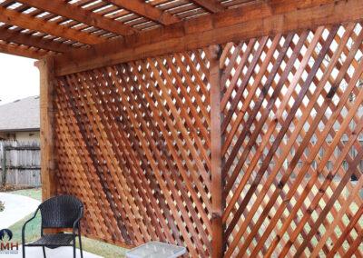 Privacy Wall OKC 60