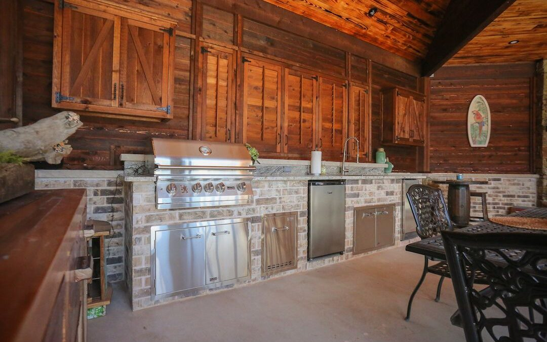 Outdoor Kitchen Builder OKC