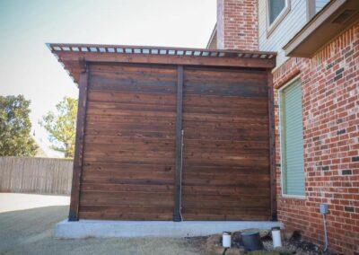 Privacy Wall OKC 18