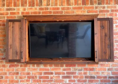 TV Cabinet OKC 36
