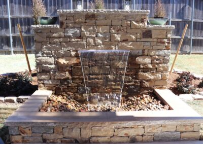 Water Feature OKC 2