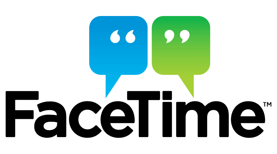 Facetime Logo Vector