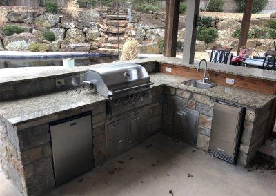Outdoor Kitchens Okc 1