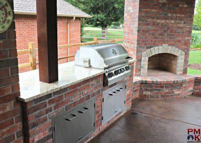 Outdoor Kitchens Okc 10