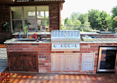 Outdoor Kitchens Okc 14