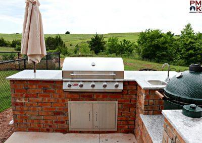 Outdoor Kitchens Okc 16