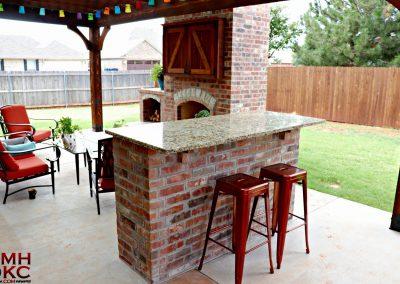 Outdoor Kitchens Okc 17