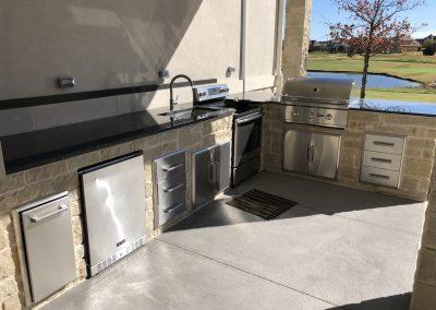 Outdoor Kitchens Okc 2
