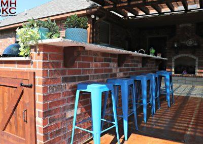 Outdoor Kitchens Okc 24