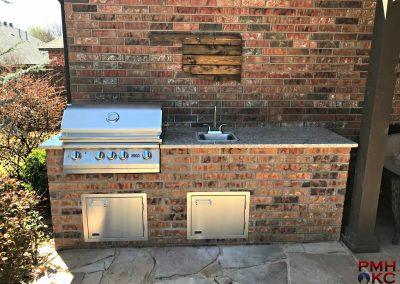 Outdoor Kitchens Okc 25