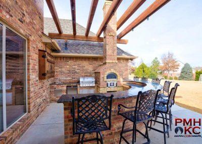 Outdoor Kitchens Okc 30