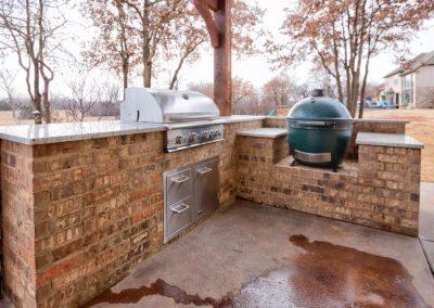 Outdoor Kitchens Okc 31