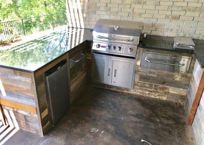 Outdoor Kitchens Okc 40
