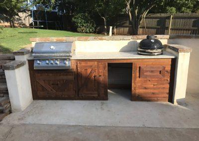 Outdoor Kitchens Okc 42