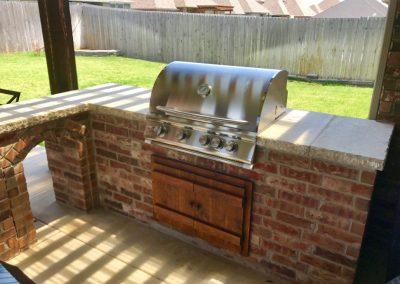 Outdoor Kitchens Okc 44