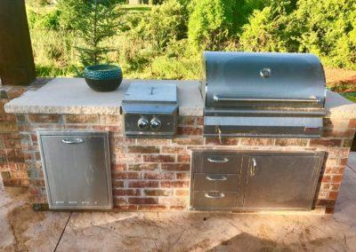 Outdoor Kitchens Okc 46