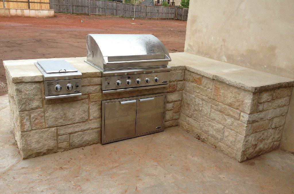 Outdoor Kitchens Okc 47