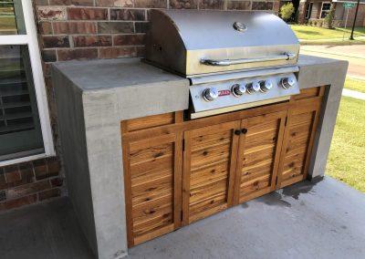 Outdoor Kitchens Okc 5