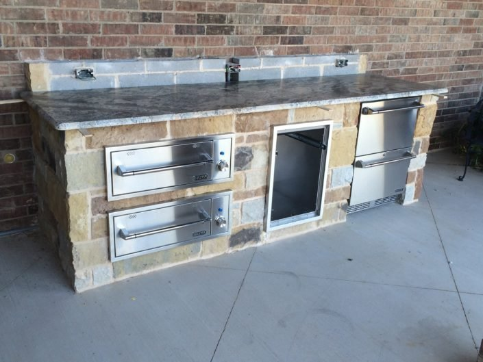 Best Outdoor Kitchens in OKC
