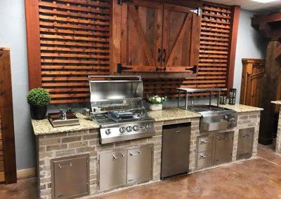 Outdoor Kitchens Okc 54